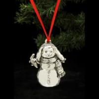 Arthur Court Annual Bunny Ornament - 2013 Snow Bunny