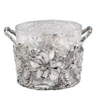 Arthur Court Magnolia Ice Bucket