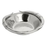 "Arthur Court Longhorn Salad Bowl - 12"""