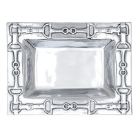 Arthur Court Horse/Equestrian Catch-All Tray