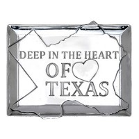 Arthur Court Deep in the Heart of Texas Catch-All Tray