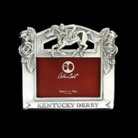 "Arthur Court Kentucky Derby Picture Frame - 4"" x 6"""