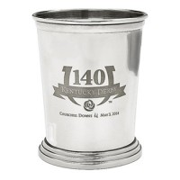 Arthur Court Kentucky Derby Churchill Downs 140th Mint Julep Cup