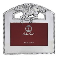 Arthur Court Thoroughbred Picture Frame - 4 x 6