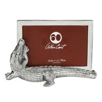 Arthur Court Alligator Photo Frame - 4 x 6