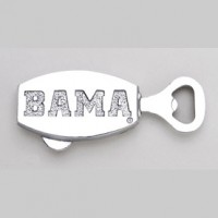 Arthur Court University of Alabama Bottle Opener