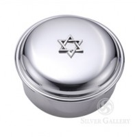 Boardman Star of David Keepsake Box