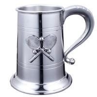Boardman Tennis Emblem Mug