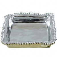 Beatriz Ball Not Just For Napkins Box - Organic Pearl