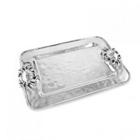 Beatriz Ball Rectangular Ocean Crab Platter - Medium