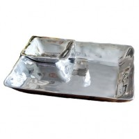 Beatriz Ball Soho Linda Dip Tray w/Bowl