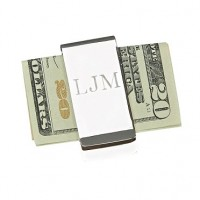 Classic Money Clip - Nickelplate