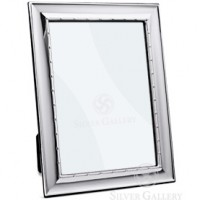 Cunill Sterling Silver 5000 Frame - 8 x 10