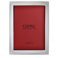 Cunill Sterling Silver Oxford Frame - 8 x 10