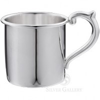 Cunill Plain Sterling Baby Cup