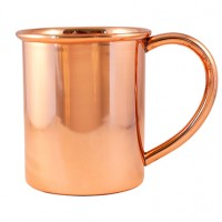 Moscow Mule Classic Copper Mug - Available from SilverGallery.com