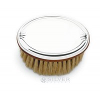 Cunill Sterling Silver London Baby Brush