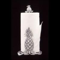 Arthur Court Pineapple Paper Towel Holder