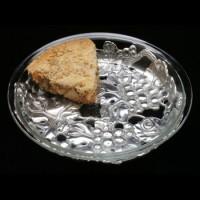 """Arthur Court Grape Pie Plate Trivet - 9"""""""