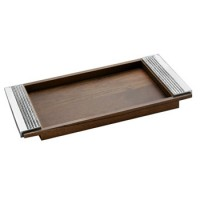 Arthur Court Perla Wood Serving Tray