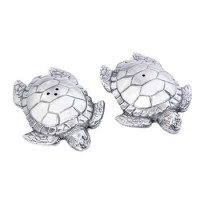 Arthur Court Sea Turtle Salt & Pepper Set