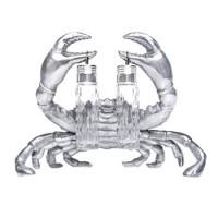 Arthur Court Crab Hanging Salt & Pepper Set