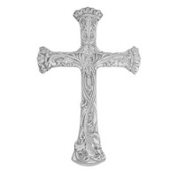 Arthur Court Regal Hanging Wall Cross - 14""