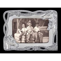 Arthur Court Horse Photo Frame 4 X 6