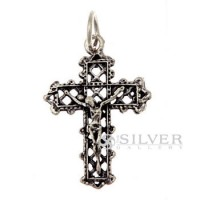 Tears for Jesus Cross Pendant
