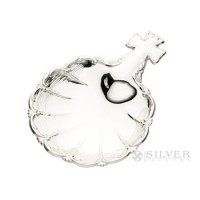 Cunill London Sterling Silver Baptismal Shell