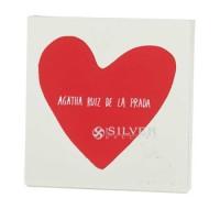 Cunill Small Heart Frame - 3 1/2 x 3 1/2