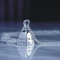 Sterling Silver Good Luck Necklace - Magical Bell