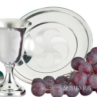 Empire Pewter Bread & Butter Tray