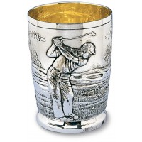 Golf Mint Julep Cup