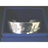 Peace & Freedom G.I. Bracelet