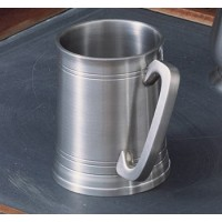Right Handed Angle Handle Tankard