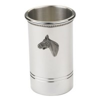 Pencil Cup with Horse Head