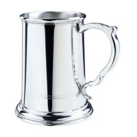 Salisbury Pewter Images of America Tankard - 12 oz