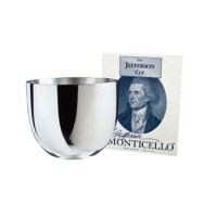 Salisbury Pewter Monticello Jefferson Cups - 12 Pack (No Gift Boxes)