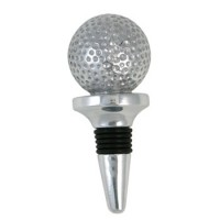 Mariposa Golf Ball Wine Bottle Stopper