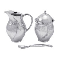 Mariposa Sueno Creamer and Sugar, 4 Piece Set
