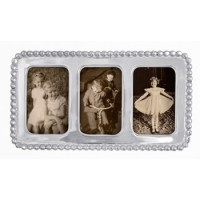 Mariposa Beaded Horizontal Collage Frame