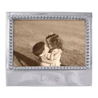 "Mariposa Statement Frame ""Love"""