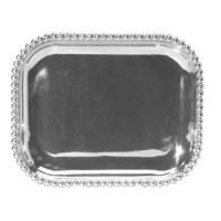 Mariposa String of Pearls Rectangular Platter