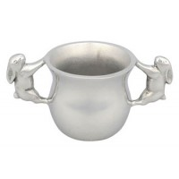 Mariposa Two-handled Bunny Cup
