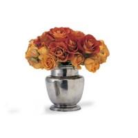 Match Pewter Rimmed Vase