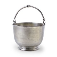 Match Pewter Cache-Pot Bucket