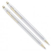 Classic Century Medalist - Ball Point Pen and Pencil Set