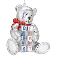 Reed & Barton Baby's First Bear Christmas Ornament
