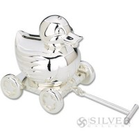 Reed & Barton Something Duckie Duck Baby Bank